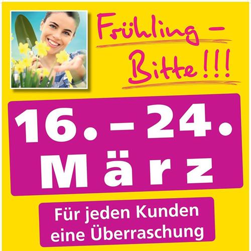 Frühling – Bitte!!!