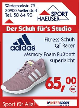 Adidas Fitness-Schuh QT Racer