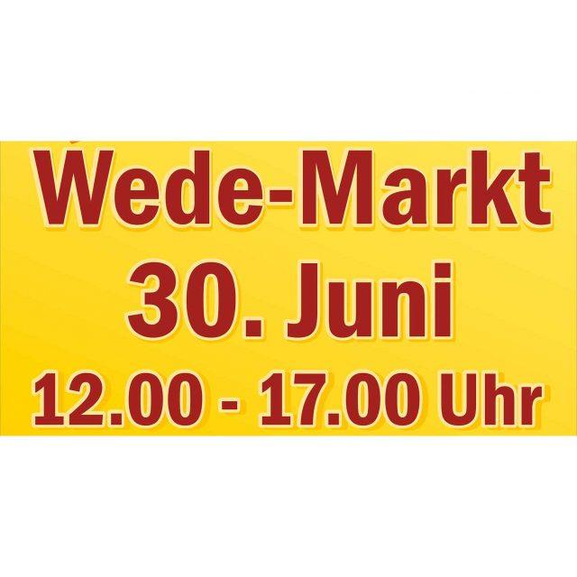 Wede-Markt 2019