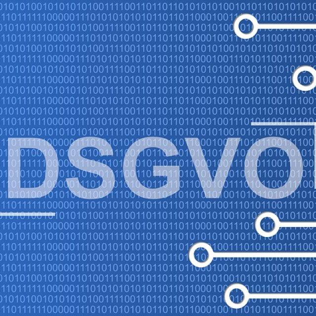 Für Mitglieder: Vortrag zur neuen Datenschutzgrundverordnung DSGVO